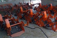 Potato Harvester Manufacturing